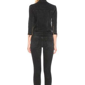 7a896680d2da DL1961 Pants - DL1961 Winnie Jumpsuit black denim